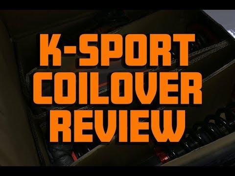 K-Sport Kontrol Pro Damper Coilover Review - Car Rant 4.28