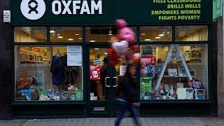 Nach Sexskandal: Oxfam bittet um Entschudligung