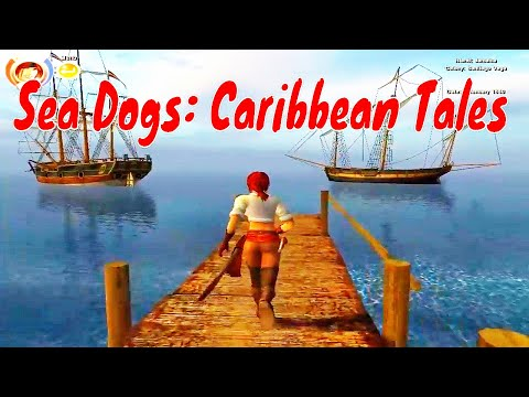 Sea Dogs: Caribbean Tales Gameplay