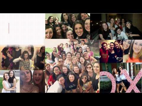 Ursinus College Rush Omega Chi 2015
