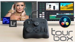 The Tourbox Controller for Photoshop & Lightroom: Is it Actually Useful?