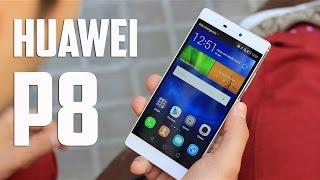 Huawei P8, Review en español