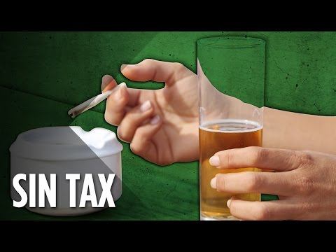 What Is A Sin Tax And How Does It Work?