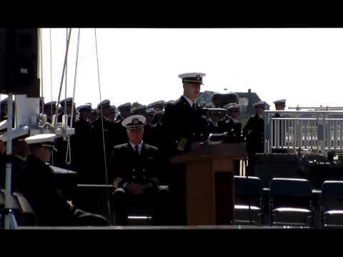 Mass Maritime Recognition Day 2013 Part 1