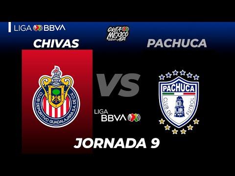 Guadalajara Chivas Pachuca Goals And Highlights