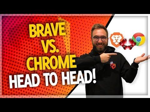 Brave Browser vs Chrome! (Web Browser Showdown!)