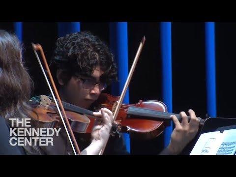 NSO Summer Music Institute- Millennium Stage (July 22, 2018)