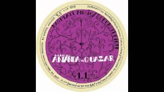 Quazar vs. Gabriel Ananda - 1.1 (Looong Version) (BASMATI 02)  2010