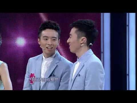 非常了得 文艺青年遭张杨果而质疑 北大最帅双胞胎获刘仪伟狂赞 140611 HD