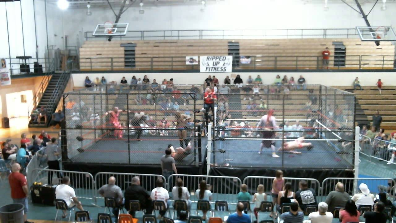 Dusty Rhodes, Dustin Rhodes & Nasty Boys vs The Stud ...
