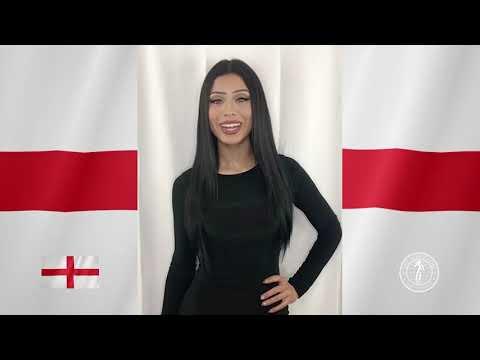 The Miss Globe ® 2020 - England - Lesley Sandoval