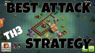 CLASH OF CLANS BEST BH 3 BASE!!!