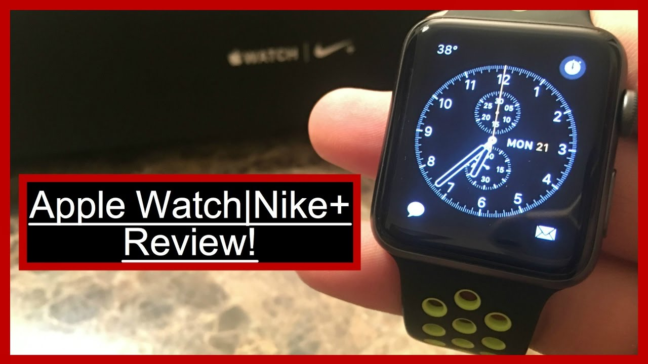 Apple Watch Nike Plus Review!
