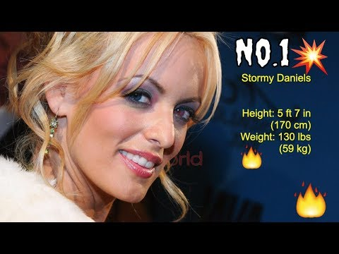 PORNSTAR STORMY DANIELS COMPILATION VIDEO from YouTube · Duration:  1 minutes