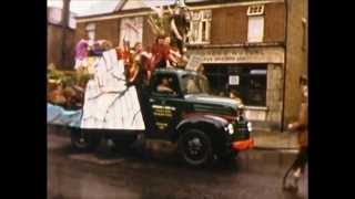 Jazz Parade in Twickenham - Brian Rutland and The Grove Jazz Band - 1956