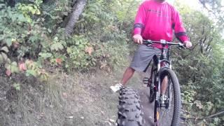 New Rocky Mountain bike needs some break in