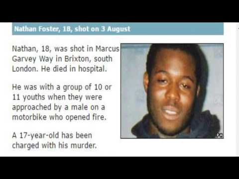 London Teenage murders 2007