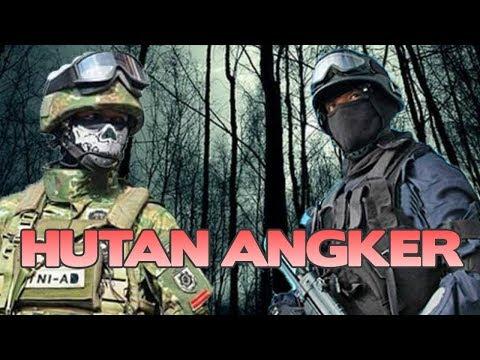 Ini Hutan Angker Tempat Prajurit Terpilih TNI Dilatih