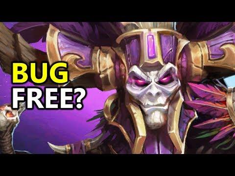 ♥ Nazeebo Trait Bug Fixed! - Heroes of the Storm (HotS)