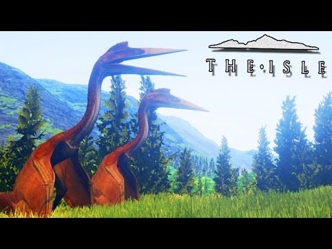 The Isle (Gameplay/PT-BR) - O Grande Quetzalcoatlus (#48)