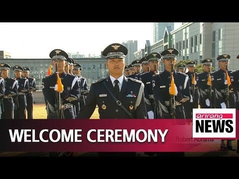 S. Korea's Joint Chiefs of Staff welcomes new commander of UNC, CFC, USFK Gen. Abrams..