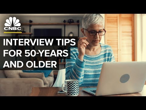 Tips for Getting Hired After Age 50 | CNBC
