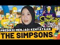 KEBETULAN THE SIMPSONS.