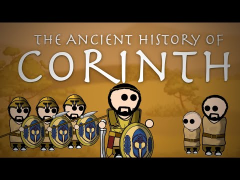 The Ancient History of Corinth : Complete Mini Documentary