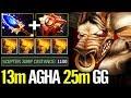 EZ 13 Mins Aghanim [Earthshaker] GGWP mobile STUN - Dota 2 gameplay