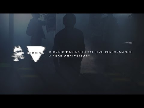 Monstercat Live Performance by Didrick [3 Year Anniversary Mix]
