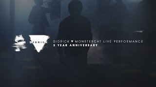 monstercat live performance by didrick 3 year anniversary mix