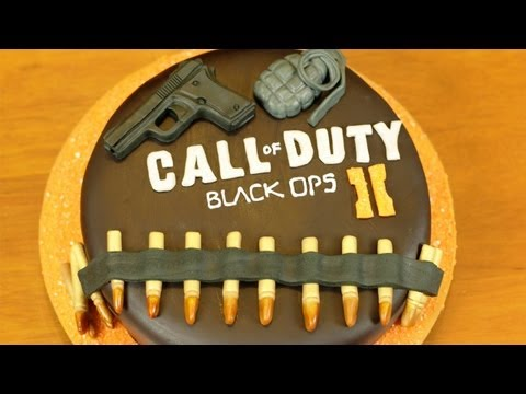 Download BLACK OPS 2 CAKE - NERDY NUMMIES Screenshots