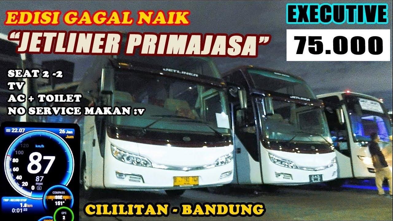 Bus Super Eksekutif Jakarta Bandung