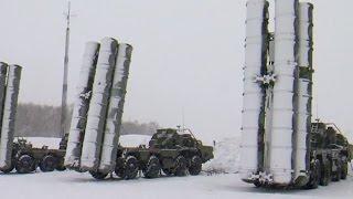 В Новосибирской области на боевое дежурство заступили ЗРК С-400