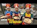 Pixel Bikin Pizza Sendiri di Pizza Hut, Seru Banget!!!
