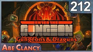 AbeClancy Plays: Enter the Gungeon - 212 - Must Be a Speedrun