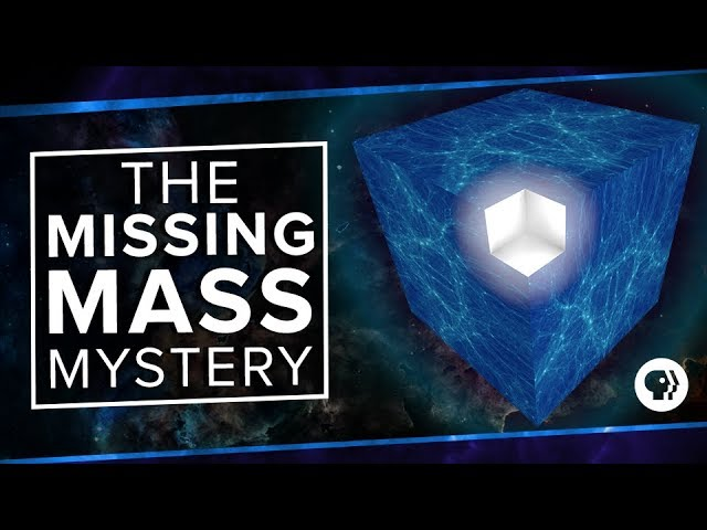 The Missing Mass Mystery | Space Time