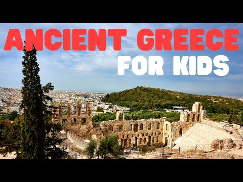 Ancient Greece for Kids | Learn all Ancient Greek history with this fun overview