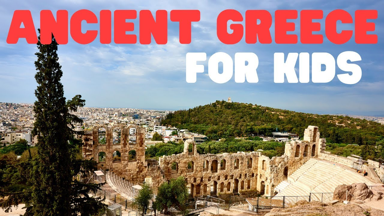 Ancient Greece for Kids   Learn all Ancient Greek history with this fun  overview - YouTube [ 720 x 1280 Pixel ]