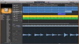 Garageband Tutorial (Slow Ballad Extras 3/3) Tips: Double-track octave guitar