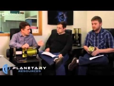 Hang Out With Asteroid Miners