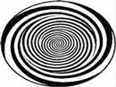 hand-spiral magic