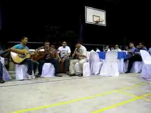 Guitar Ensemble by East Timorese and Myanmarese
