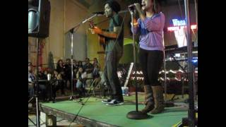 Gabe bondoc & Ramiele Malubay - Fallin' For You (Live Philippines Typhoon Relief)
