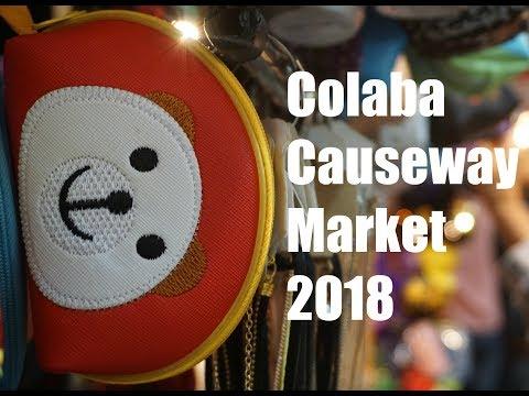 Colaba Causeway Shopping guide || Vlog 2018 ||Mumbai||