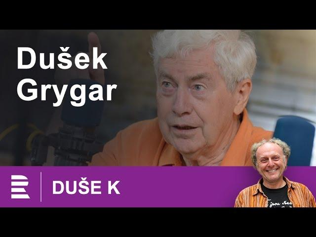Duše K: rozhovor Jaroslava Duška s astronomem Jiřím Grygarem