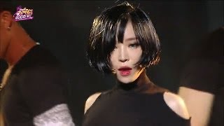 Repeat youtube video [HOT] Gain - 24 hours, 가인 - 24 시간이 모자라, Celebration 400th Show Music core 20140308
