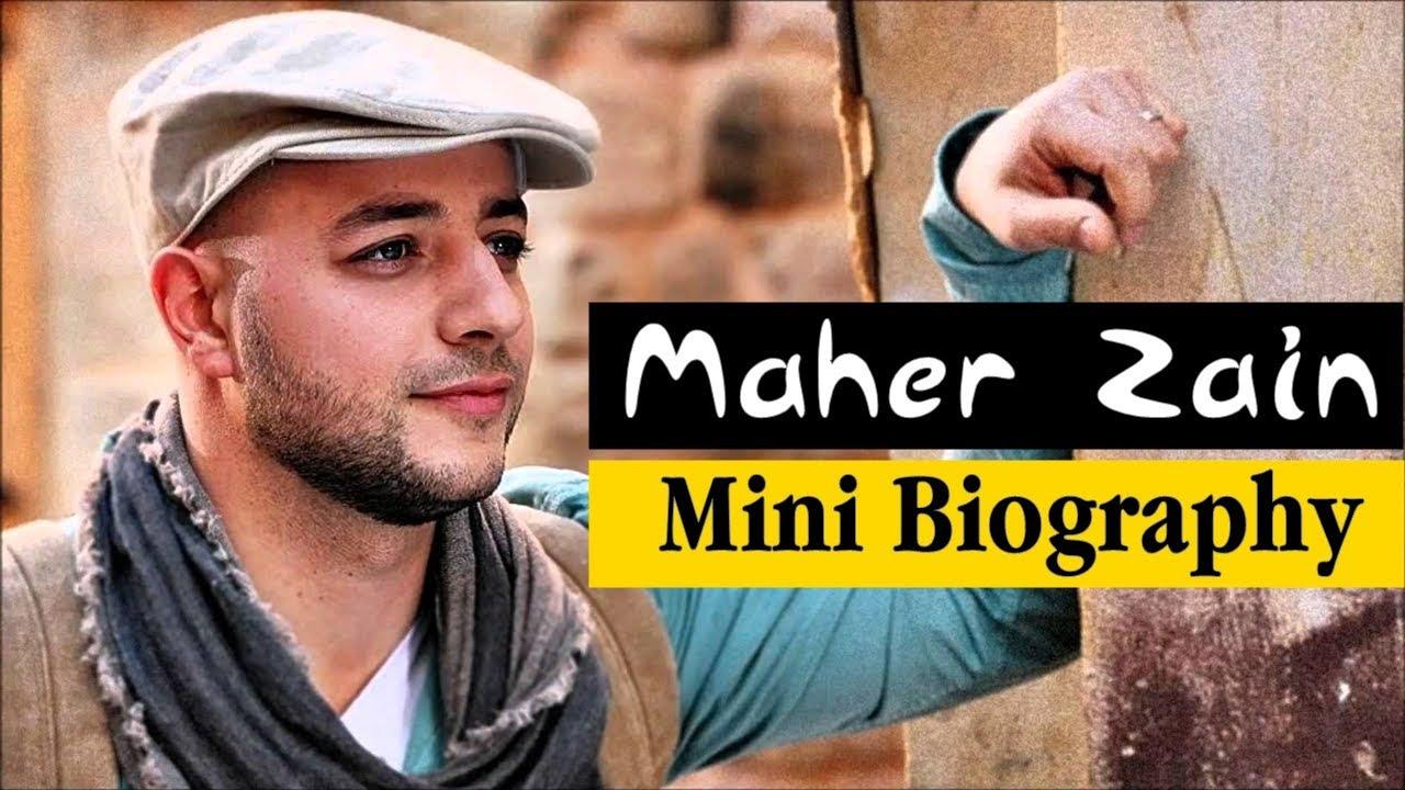 Maher Zain | Mini Biography | Family, Wife, Album, Real Life | Glory Story  Of Maher Zain