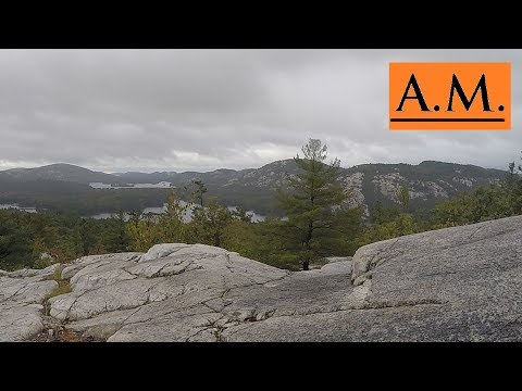 Killarney Provincial Park in Fall - George Lake Campground to The Crack and Silver Peak