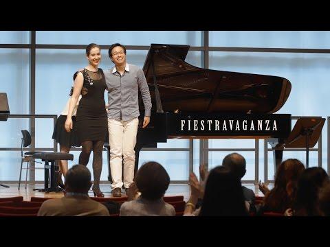 Fiestravaganza for 4-hands Piano, Live at Solitär, Mozarteum University Salzburg